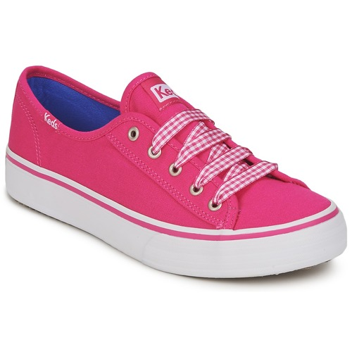 Keds DOUBLE UP Fucsia - Scarpe Sneakers basse Donna 39,90