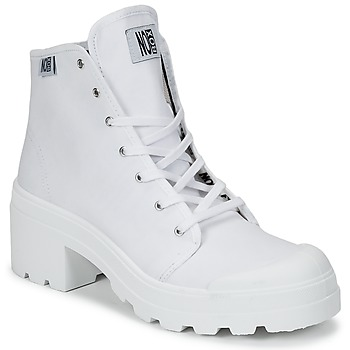 Scarpe Donna Sneakers alte No Box GALIA Bianco