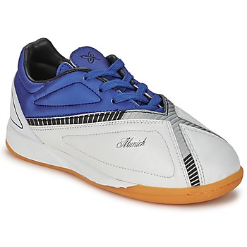 Scarpe Bambina Calcio Munich Sports FLOW KID Blu