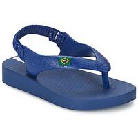 Scarpe Bambino Sandali Ipanema CLASSICA BRASIL BABY Blu