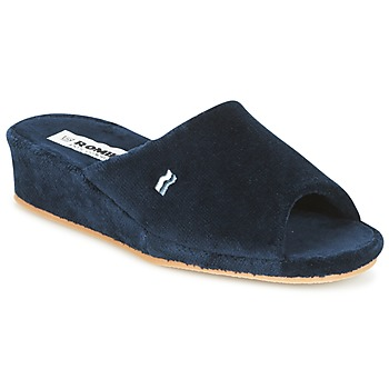 Scarpe Donna Pantofole Romika Paris MARINE