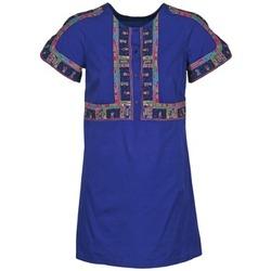 Abbigliamento Donna Abiti corti Antik Batik EMILIE Marine
