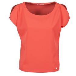 Abbigliamento Donna T-shirt maniche corte Les P'tites Bombes S145003 Rosso