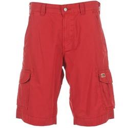 Abbigliamento Uomo Shorts / Bermuda Napapijri PORTES A Rosso