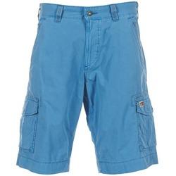 Abbigliamento Uomo Shorts / Bermuda Napapijri PORTES A Blu