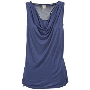 Abbigliamento Donna Top / T-shirt senza maniche Bench DUPLE Blu