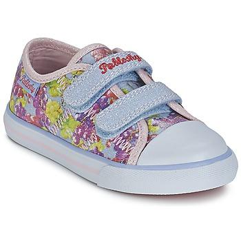 Scarpe Bambina Sneakers basse Pablosky MIDILE Multicolore