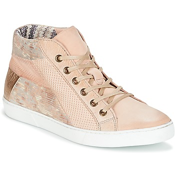 Scarpe Donna Sneakers basse Dream in Green MOLIMELA Beige / Rosa