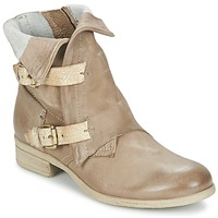 Scarpe Donna Stivaletti Dream in Green ANJELIKA Beige