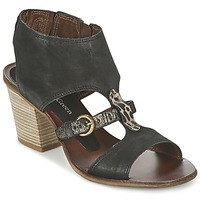 Scarpe Donna Sandali Dream in Green KANTERFLO Nero