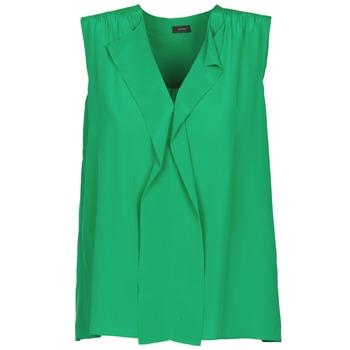 Abbigliamento Donna Top / T-shirt senza maniche Joseph DANTE Verde