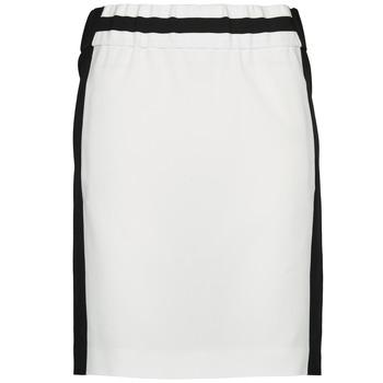 Abbigliamento Donna Gonne Joseph RIA-TECHNO Nero / Bianco