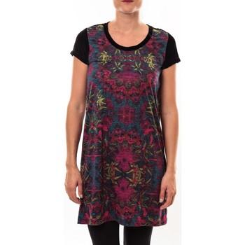 Abbigliamento Donna Abiti corti Custo Barcelona Robe Geneve Kenai multicouleurs Multicolore