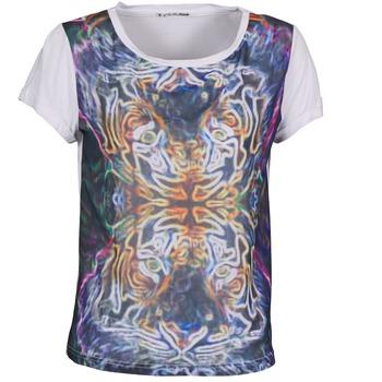 Abbigliamento Donna T-shirt maniche corte DDP PORIX Multicolore