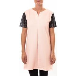 Abbigliamento Donna Abiti corti Coquelicot Robe 15207/208 rose Rosa