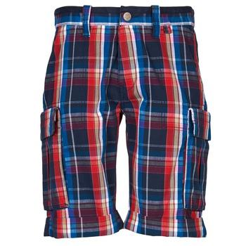Abbigliamento Uomo Shorts / Bermuda Oxbow TAKAROA MARINE / Rosso