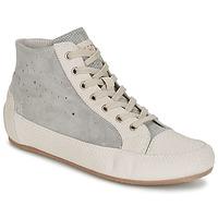 Scarpe Donna Sneakers alte Tosca Blu CITRINO Grigio