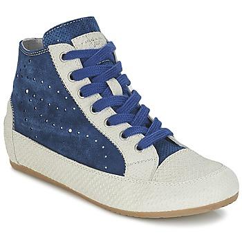 Scarpe Donna Sneakers alte Tosca Blu CITRINO MARINE
