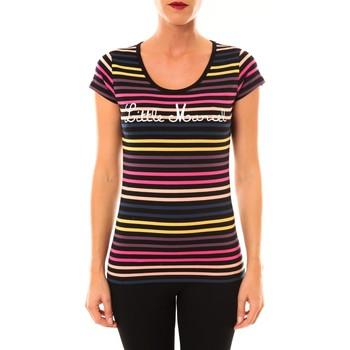 Abbigliamento Donna T-shirt maniche corte Little Marcel Tee-shirt Line 321 multicouleurs Multicolore