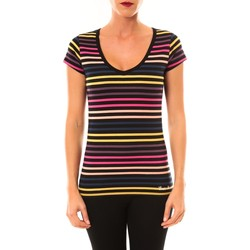 Abbigliamento Donna T-shirt maniche corte Little Marcel Tee-shirt Alexina 321 FN multicouleurs Multicolore