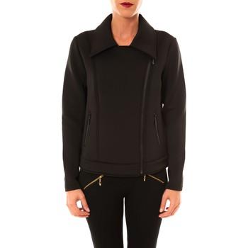 Abbigliamento Donna Giacche / Blazer Little Marcel Perfecto Perfi noir Nero