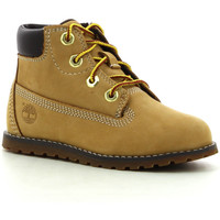 Scarpe Bambino Stivaletti Timberland Pokey Pine 6In Boot Wheat