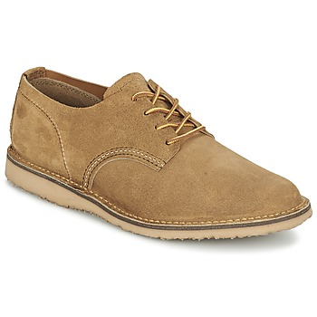 Scarpe Uomo Derby Red Wing OXFORD Beige