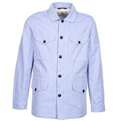 Abbigliamento Uomo Parka Aigle STONEFISH Blu
