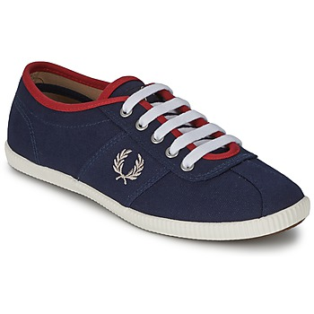 Scarpe Donna Sneakers basse Fred Perry HAYES CANVAS Blu