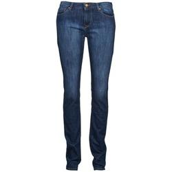 Abbigliamento Donna Jeans dritti Acquaverde NEW GRETTA Blu