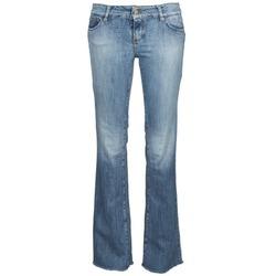 Abbigliamento Donna Jeans bootcut Acquaverde ADRIANA Blu