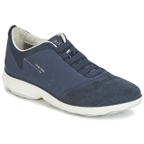Geox NEBULA C Marine  Scarpe Sneakers basse Donna 87,50