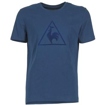 Abbigliamento Uomo T-shirt maniche corte Le Coq Sportif ABRITO T MARINE
