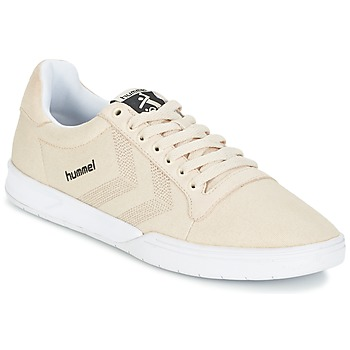 Scarpe Sneakers basse Hummel HML STADIL CANVAS LO Crema