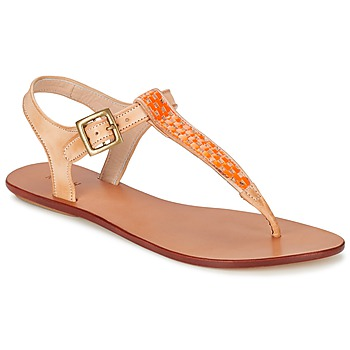 Scarpe Donna Sandali Koah MARTINAH Nude / Arancio