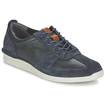 Scarpe Uomo Sneakers basse Clarks POLYSPORT RUN Blu