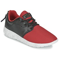 Scarpe Donna Sneakers basse Sixth June DNR HELL F Rosso / Nero