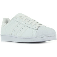 Scarpe Donna Sneakers basse adidas Originals Superstar Foundation blanc