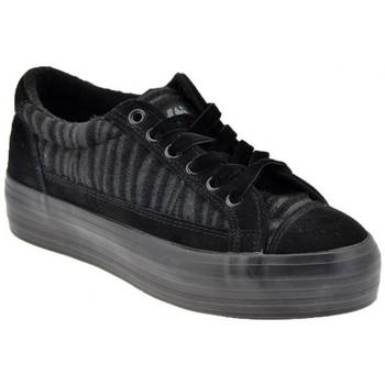 Scarpe Donna Sneakers basse Xti 28760Zeppa nero