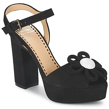 Scarpe Donna Sandali Moschino Cheap & CHIC CA1617 Nero