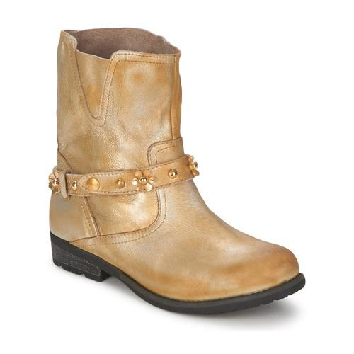 Scarpe Donna Stivaletti Moschino Cheap & CHIC CA21013 Oro