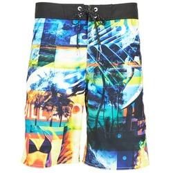 Abbigliamento Uomo Costume / Bermuda da spiaggia Billabong HORIZON Multicolore