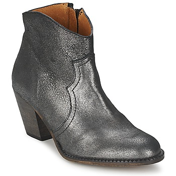 Scarpe Donna Stivaletti Lollipops ROMANE HIGH BOOTS BLACK