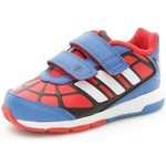 Sneakers basse adidas Originals M20466 Scarpe Sportive Bambino unisex Eco-pelle  Red