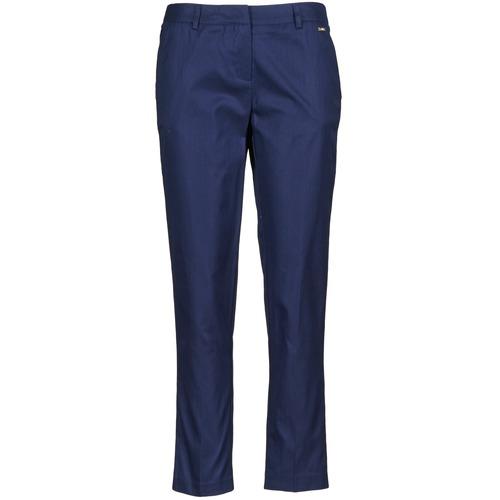 Pantaloni 7/8 e 3/4 La City PANTD2A Blu 350x350