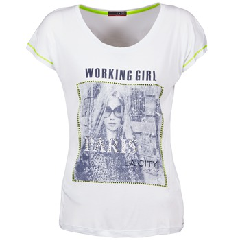 T-shirt maniche corte La City TMCD3