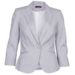 Abbigliamento Donna Giacche / Blazer La City VST1D6 Grigio