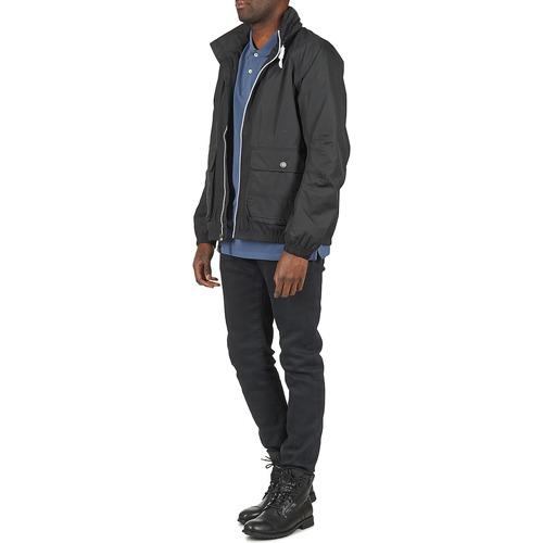 Jacket A Giacca Hooded Nero Timberland Vento Franklin GSUqVjLzMp