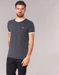 Abbigliamento Uomo T-shirt maniche corte Teddy Smith THE-TEE Antracite
