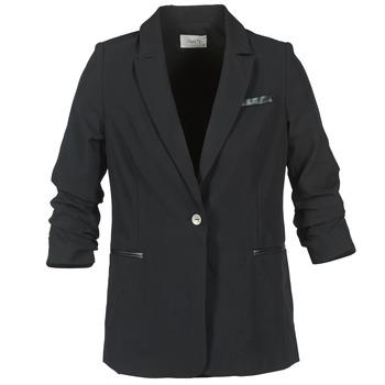 Abbigliamento Donna Giacche / Blazer School Rag VIGIE Nero